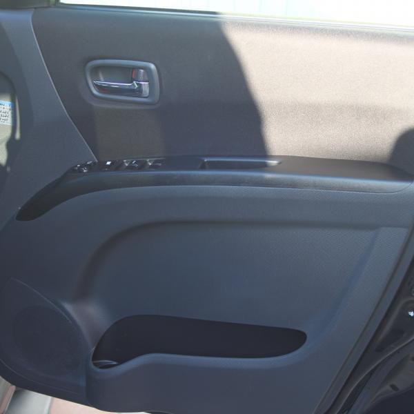 Suzuki Solio 2014 черный правая дверь