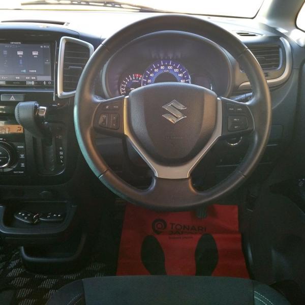 Suzuki Solio 2014 руль