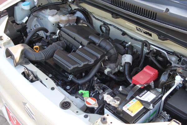 Suzuki Alto VIII 2015 двигатель