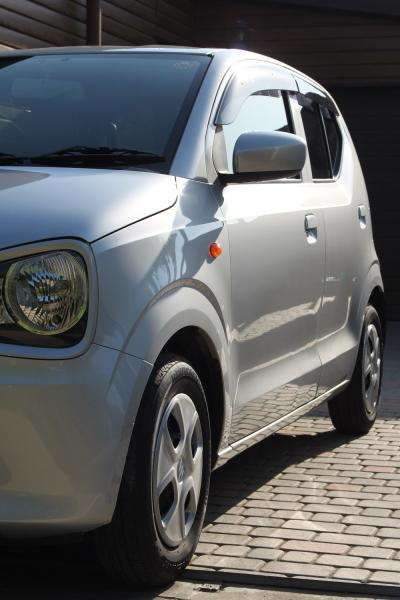 Suzuki Alto VIII 2015 правая передняя фара