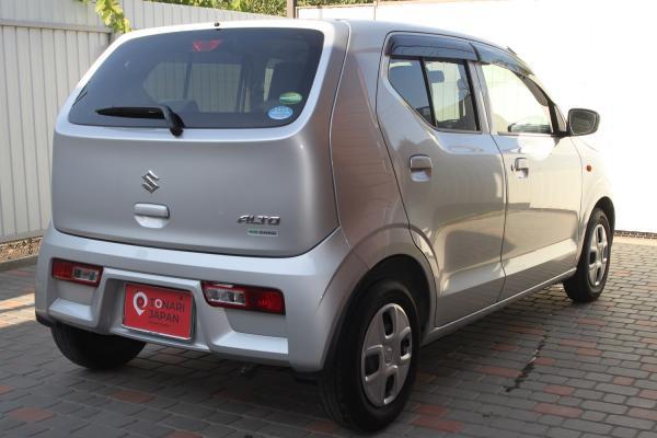 Suzuki Alto VIII 2015 правый бок сзади