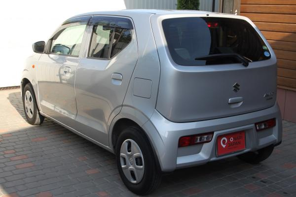 Suzuki Alto VIII 2015 левый бок сзади