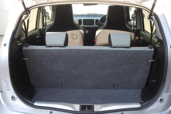 Suzuki Alto VIII 2015 багажник