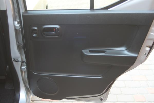 Suzuki Alto VIII 2015 серый правая дверь