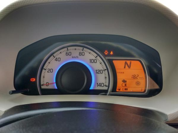 Suzuki Alto VIII 2015 спидометр