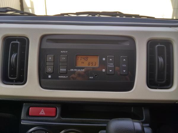 Suzuki Alto VIII кнопки