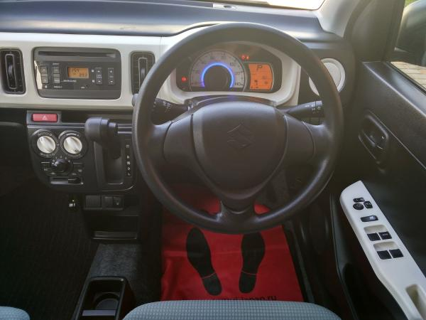 Suzuki Alto VIII 2015 руль