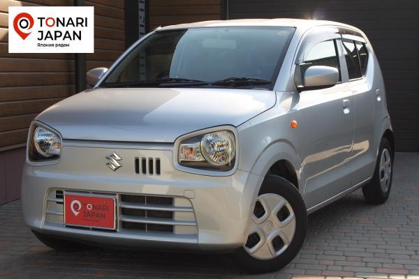 Suzuki Alto VIII 2015 серый