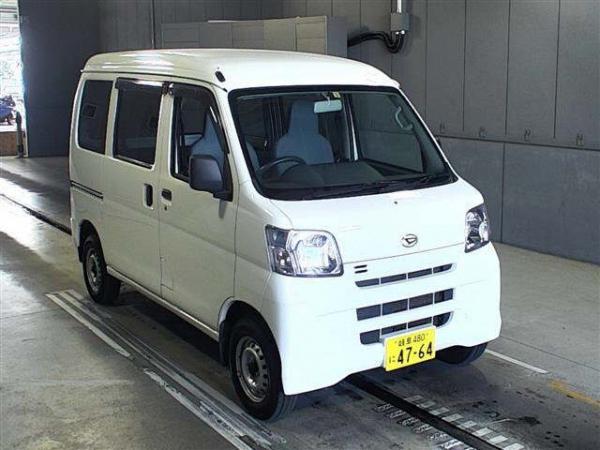 Daihatsu Hijet X Рестайлинг белый