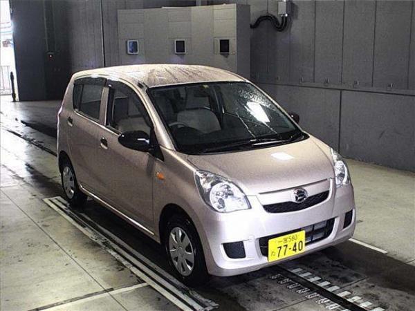 Daihatsu Mira VII Рестайлинг серый