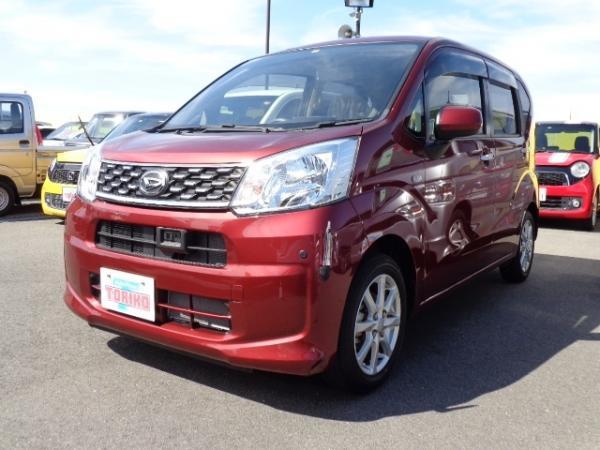 Daihatsu Move 2016 красный
