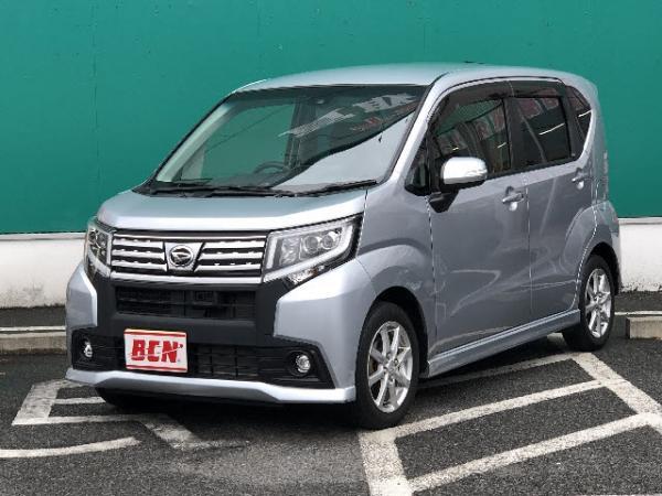 Daihatsu Move VI Рестайлинг серый