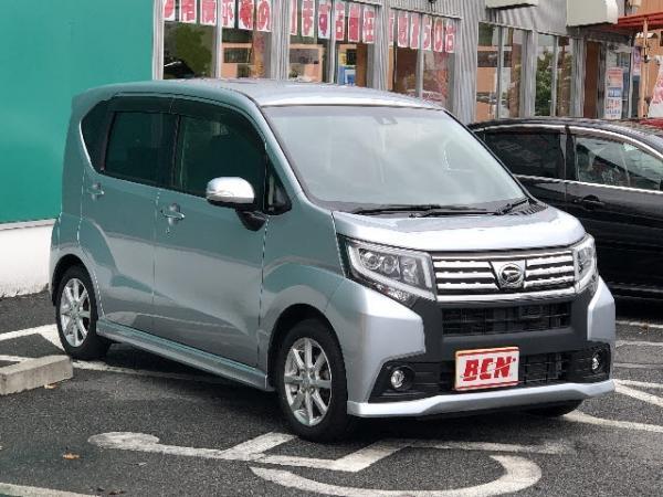 Daihatsu Move 2016 серый
