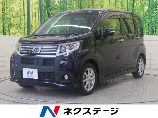Daihatsu Move VI Рестайлинг чёрный