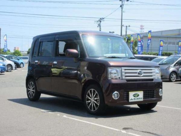 Daihatsu Move Conte I Рестайлинг коричневый
