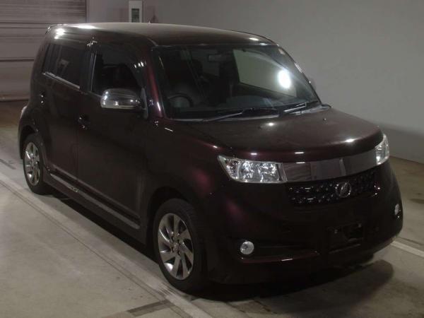 Toyota bB II Рестайлинг