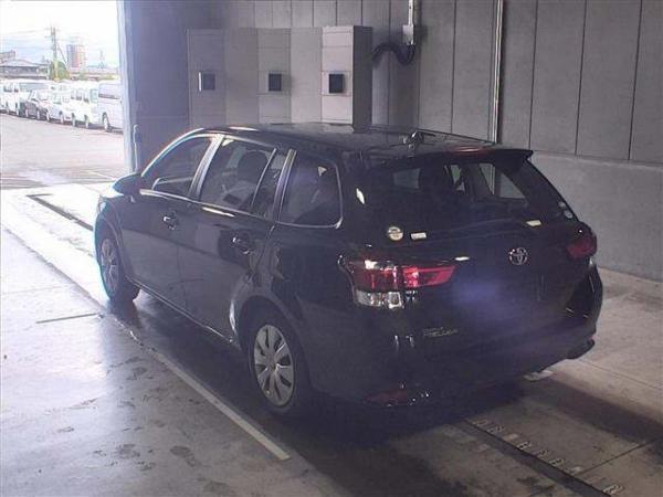 Toyota Corolla Fielder III Рестайлинг