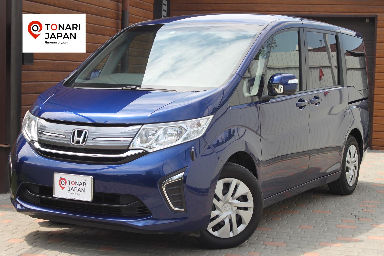 Honda Stepwgn | Автомобили из Японии. tonari-japan.ru