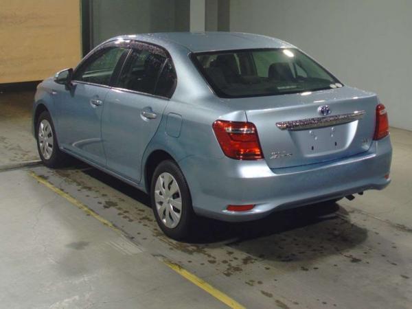 Toyota Corolla Axio II Рестайлинг