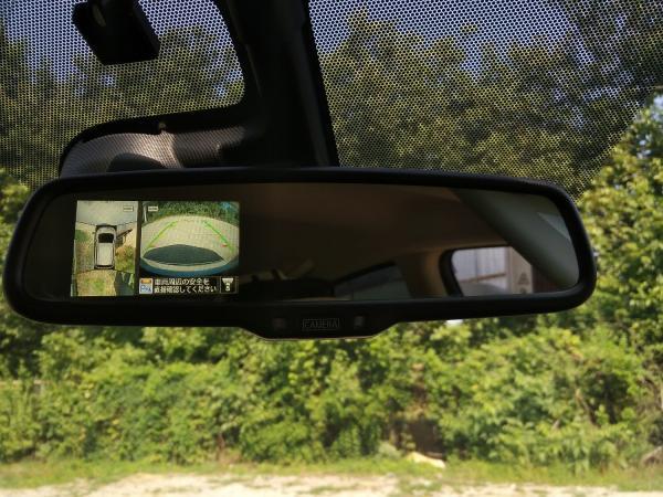 Nissan Note II Рестайлинг зеркало