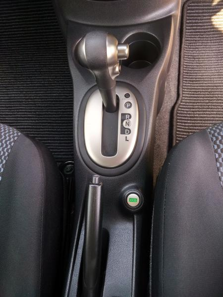 Nissan Note II Рестайлинг коробка передач