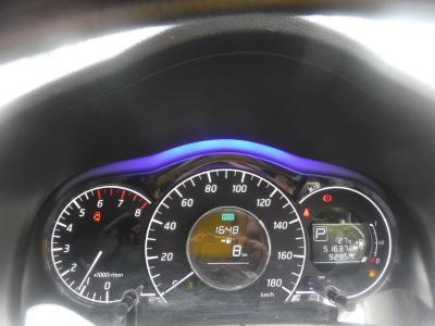 Nissan Note 2015 спидометр
