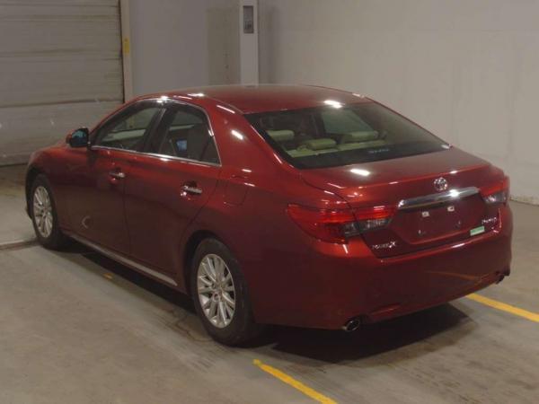 Toyota Mark X II Рестайлинг