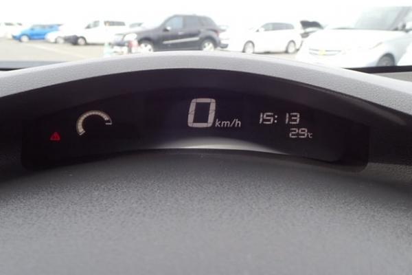 Nissan Leaf 2014 спидометр