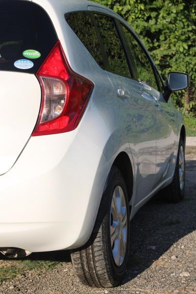 Nissan Note задняя фара