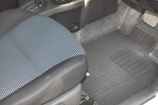 Nissan Note 2015 коврик