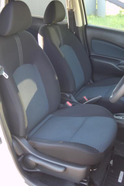 Nissan Note 2015 передние фары