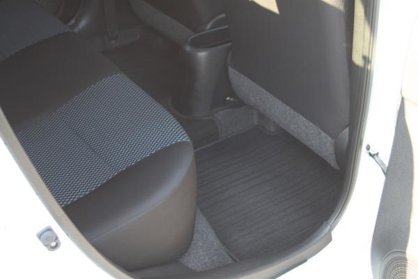Nissan Note ковёр