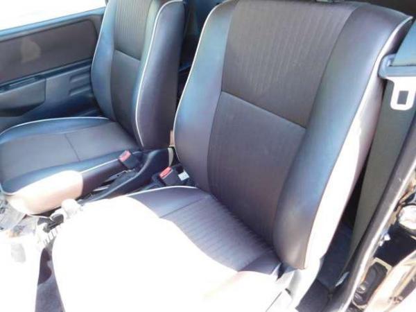 Mitsubishi Pajero Mini II Рестайлинг 2012 передние сидения