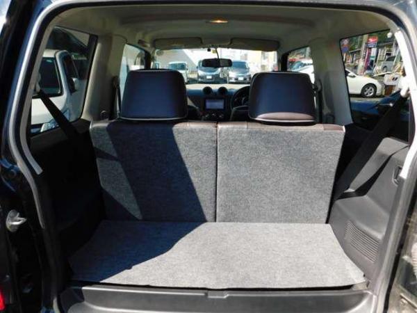 Mitsubishi Pajero Mini II Рестайлинг 2012 багажник