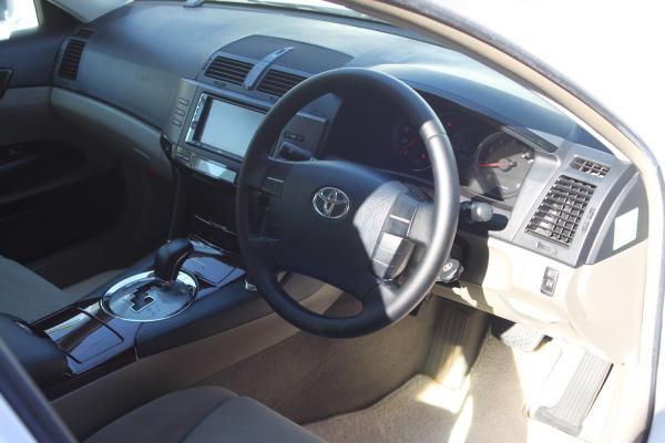 Toyota Mark X I Рестайлинг