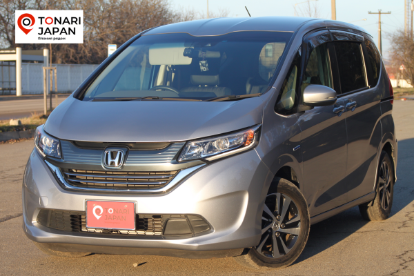 Honda Freed+