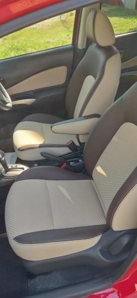 Nissan Note сидения