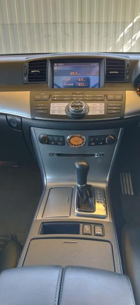 Nissan Fuga 2006 коробка передач