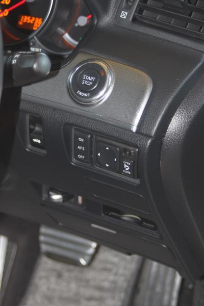 Nissan Fuga I Рестайлинг переключатели