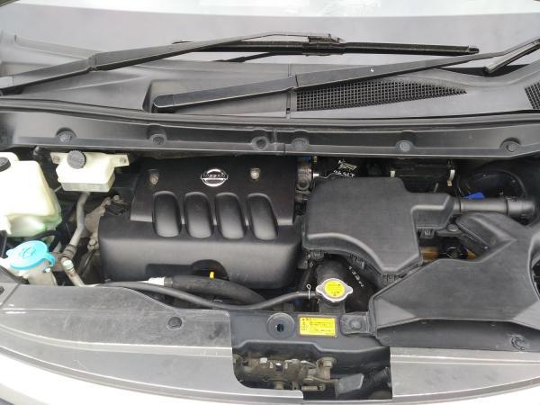 Nissan Serena 2007 двигатель
