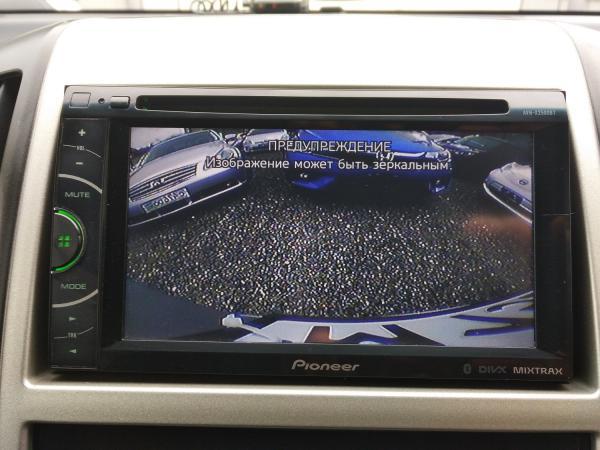 Nissan Serena 2007 компьютер