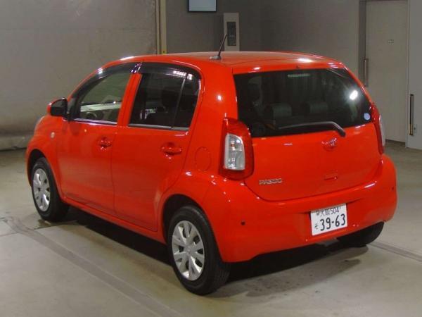 Toyota Passo II
