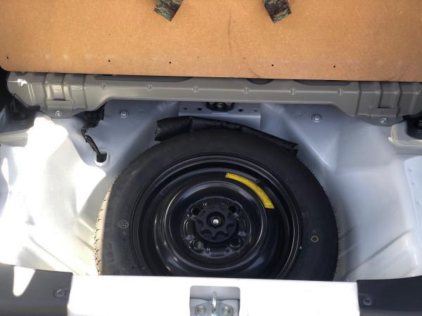 Daihatsu Mira VII Рестайлинг колесо
