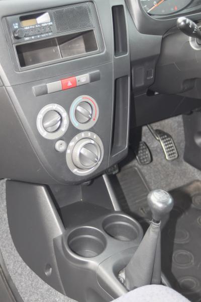 Daihatsu Mira VII Рестайлинг коробка передач