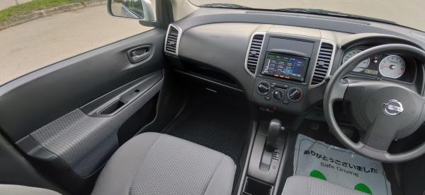 Nissan Wingroad 2017 руль