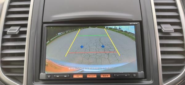 Nissan Wingroad 2017 экран