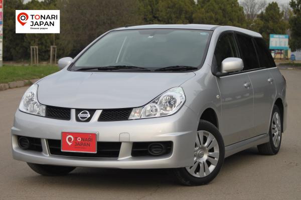 Nissan Wingroad 2017 серый
