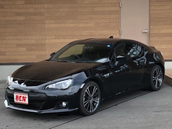 Subaru BRZ I 2016 чёрный