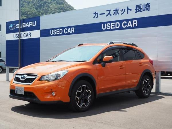 Subaru XV I Рестайлинг 2016 оранжевый