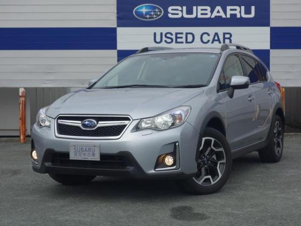 Subaru XV I Рестайлинг 2016 серый